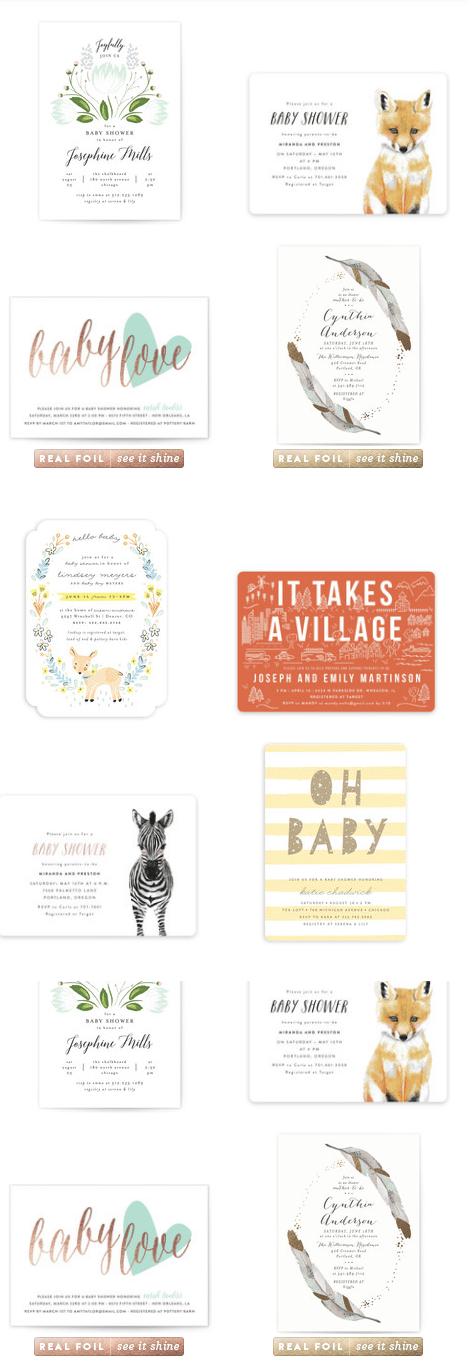A comprehensive list baby shower invitation wording tulamama baby words for baby shower invitations filmwisefo