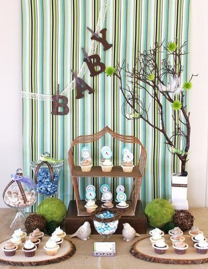 baby shower flowers ideas