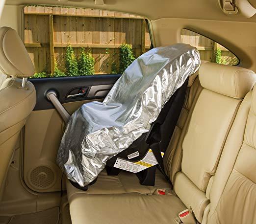 car seat sun shade cover
