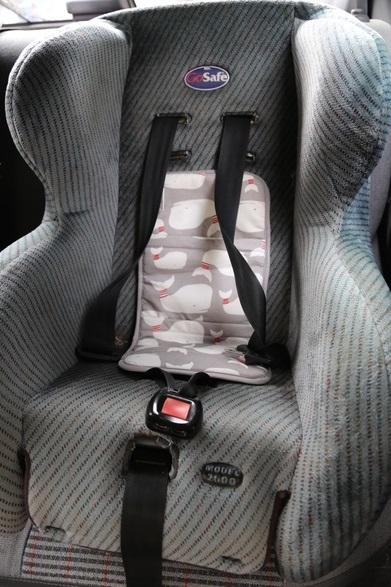 car seat cooling pad