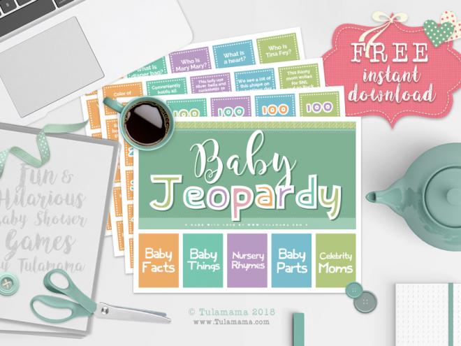 Baby Jeopardy