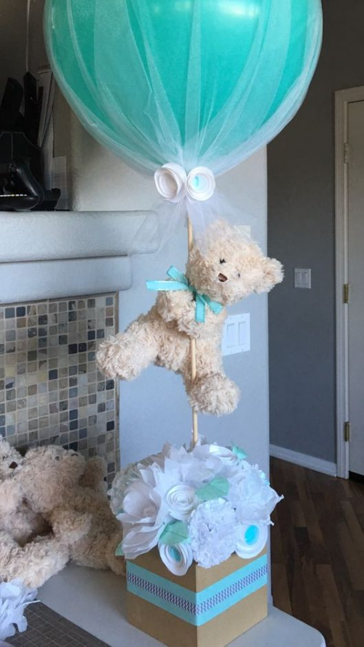Remarkable 76 Breathtakingly Beautiful Baby Shower Centerpieces Tulamama Download Free Architecture Designs Rallybritishbridgeorg