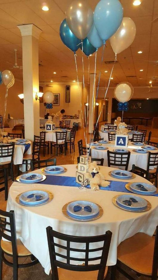 Baby Shower Room Set Up Ideas baby shower decoration ideas for boy
