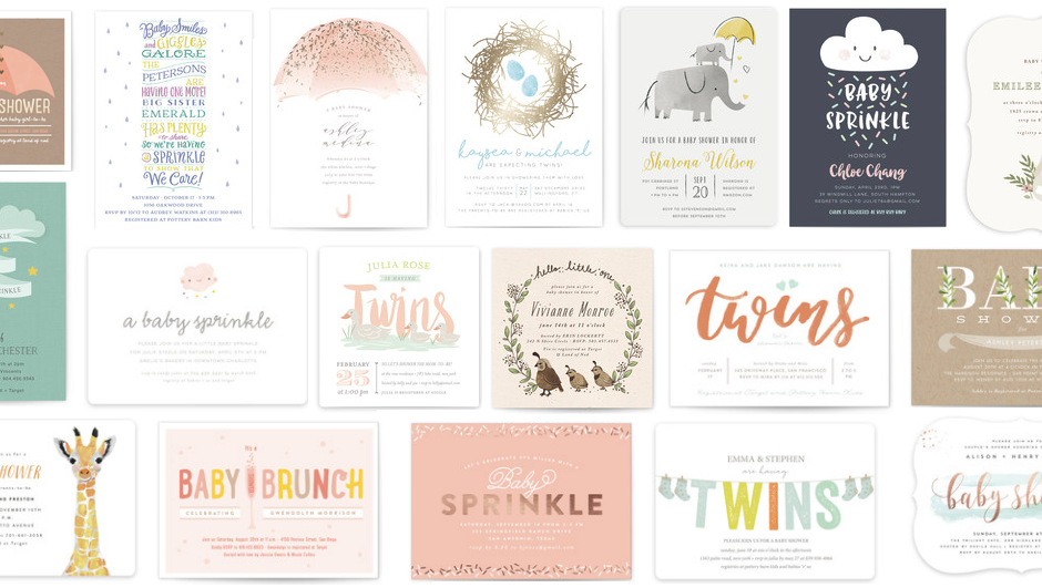 A Comprehensive List Baby Shower Invitation Wording Tulamama