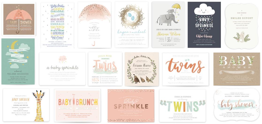 a comprehensive list baby shower invitation wording tulamama