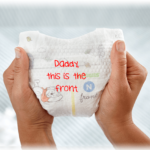cute and funny diaper messages