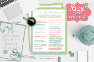 The Only Baby Shower Checklist You Will Need Tulamama