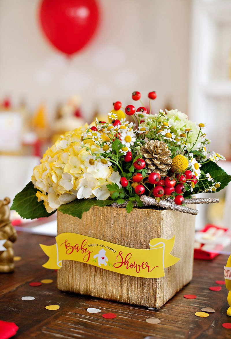 76 Breathtakingly Beautiful Baby Shower Centerpieces Tulamama