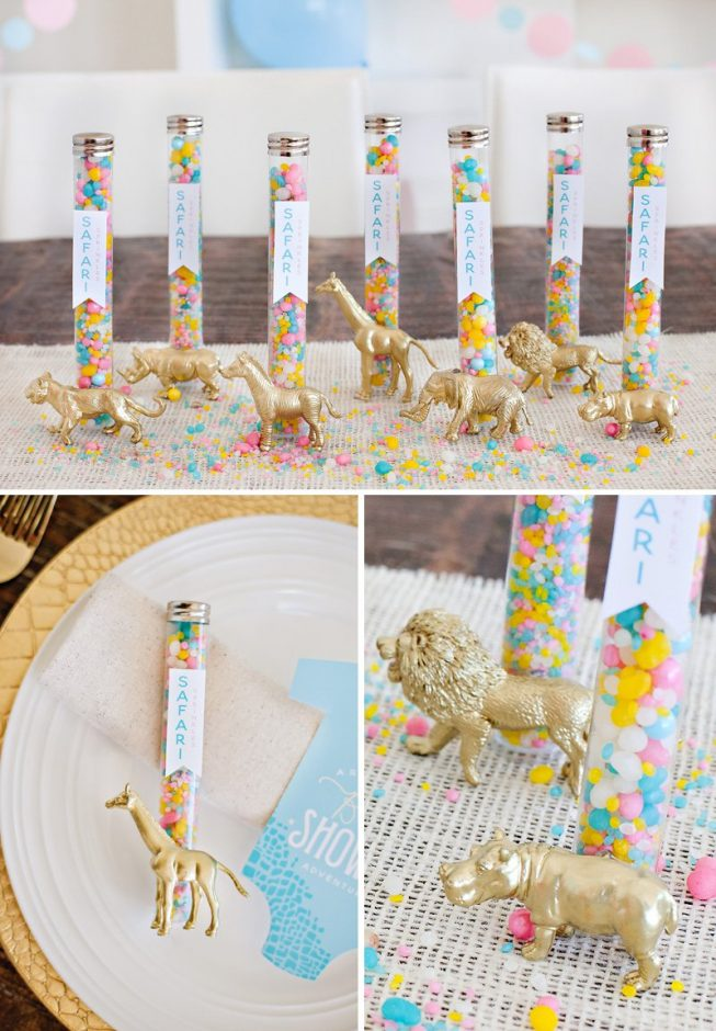 baby shower decorations for a boy cheap