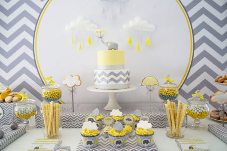 baby shower decorations for girl cheap