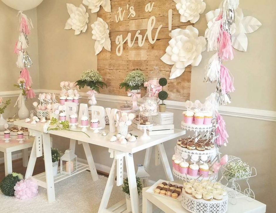93 Beautiful Totally Doable Baby Shower Decorations Tulamama