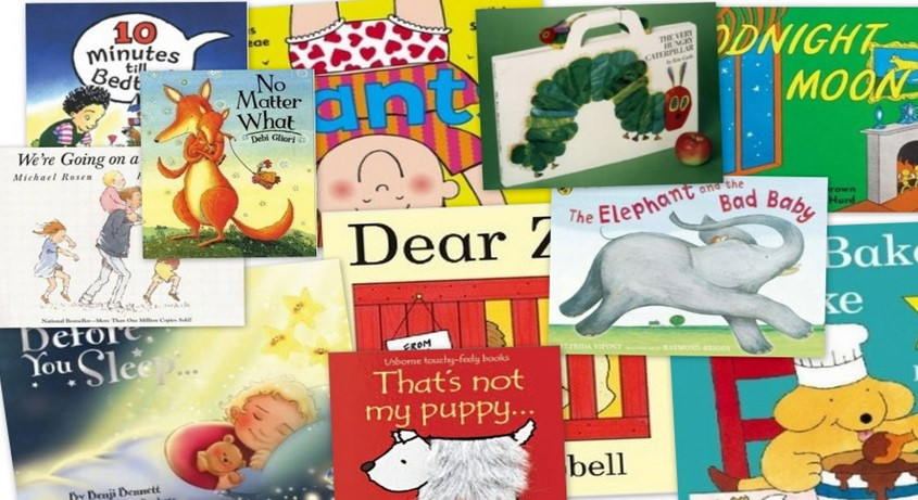Story Book For Baby