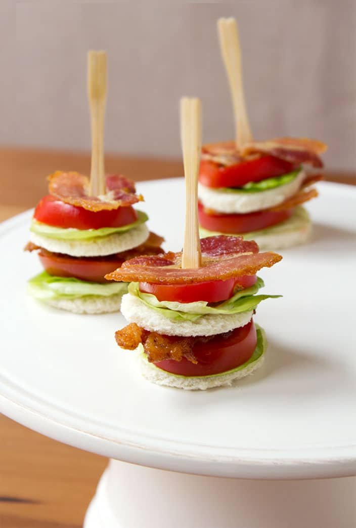 baby shower food ideas for a girl