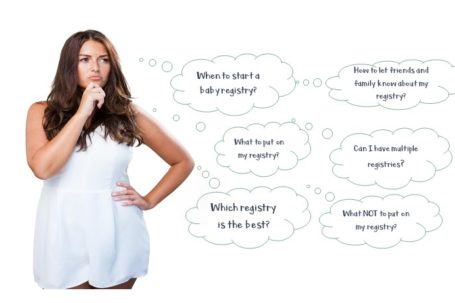 baby registry questions and answers