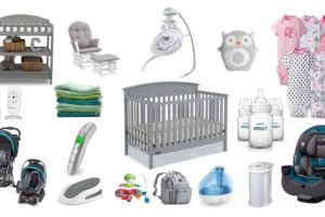 new baby essentials checklist