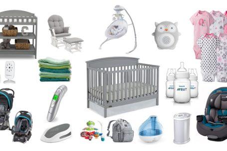 new baby essentials checklist