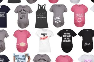 funny maternity shirts