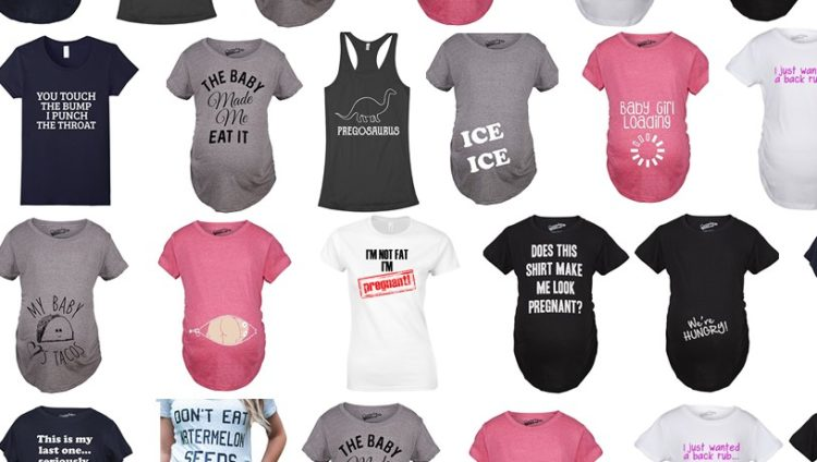 9d4fec554d583 36 Funny Maternity Shirts For Cool Moms - Tulamama