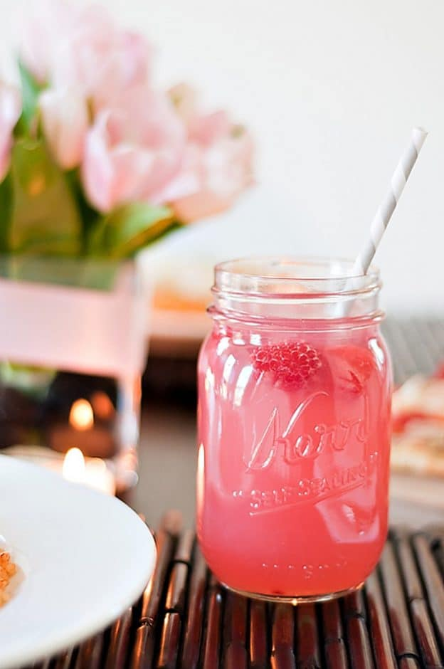 Pink Baby Shower Punch