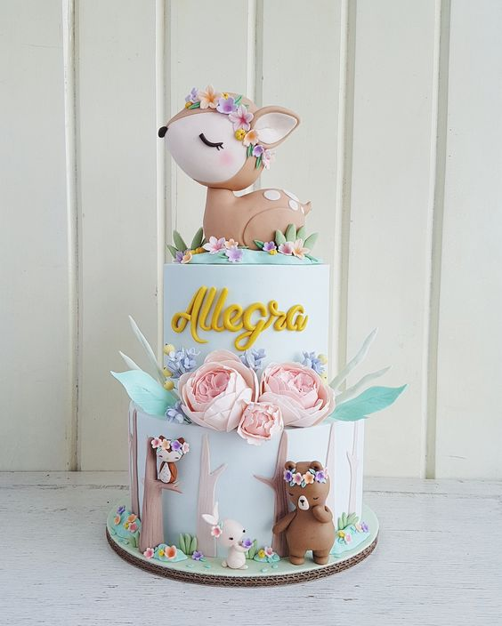Baby shower cakes 2