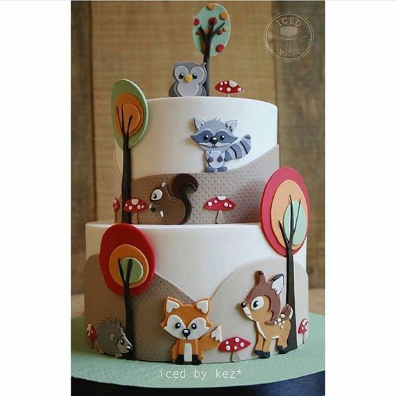 Baby shower cakes 3