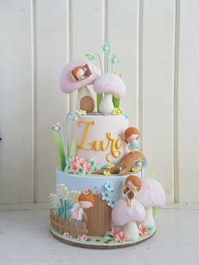 Baby shower cakes 4