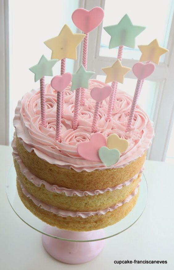 Baby shower cakes 6