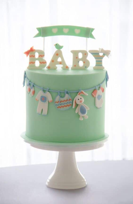 Baby shower cakes 7