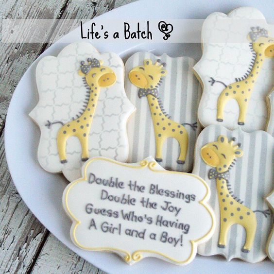 Baby shower cookies 10