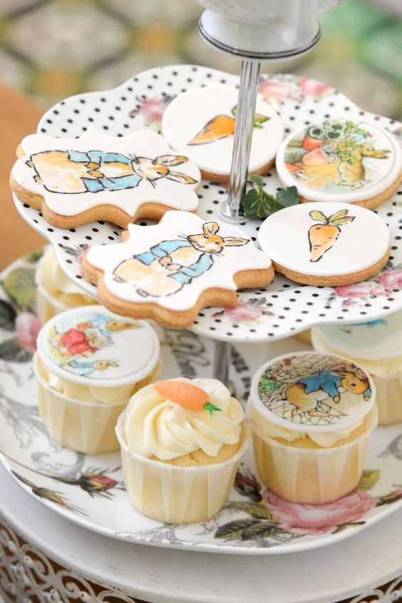 Baby shower cookies 26