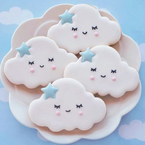 Baby shower cookies 3