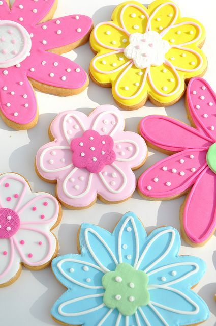Baby shower cookies 36