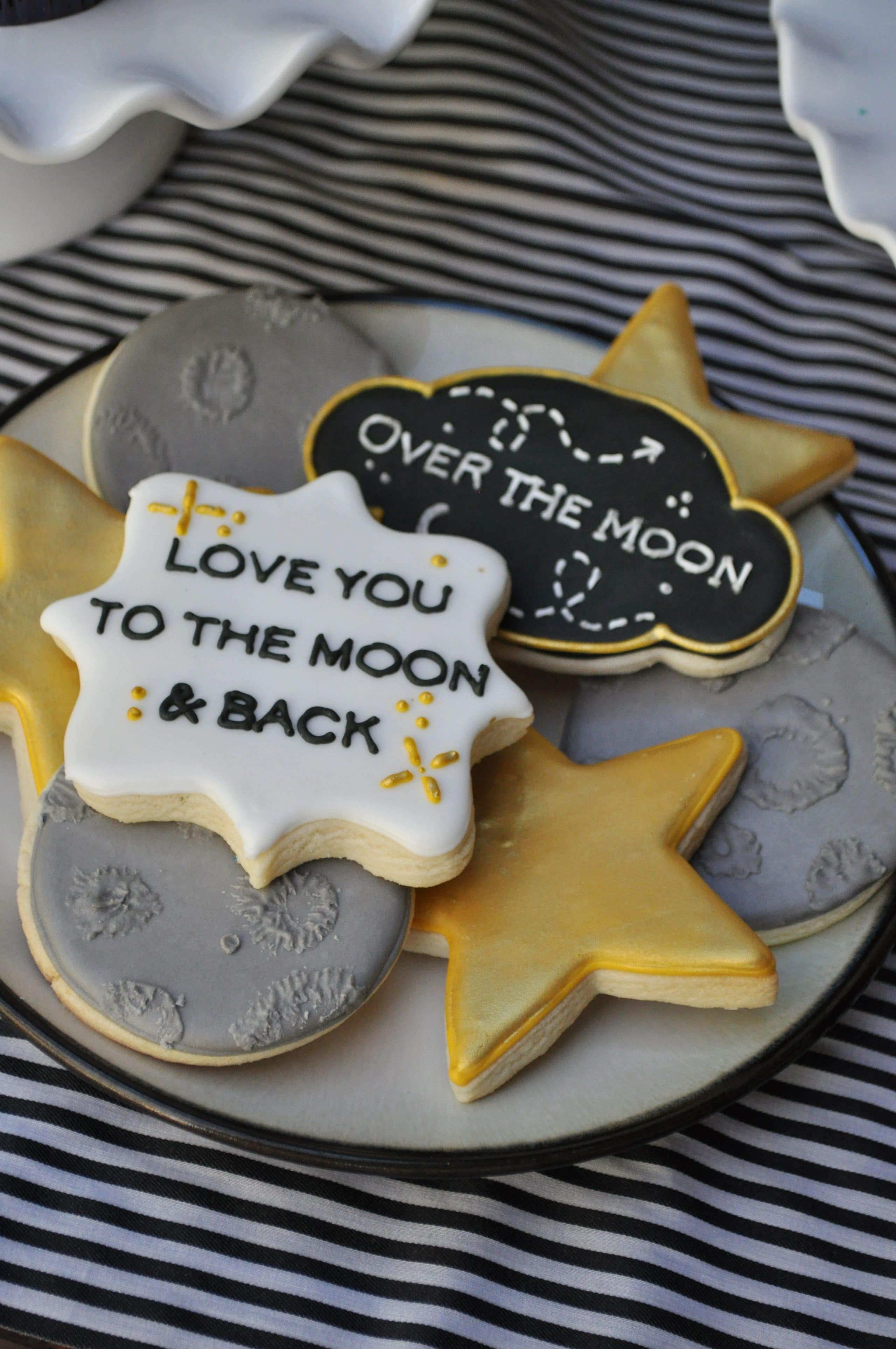 Baby shower cookies 90