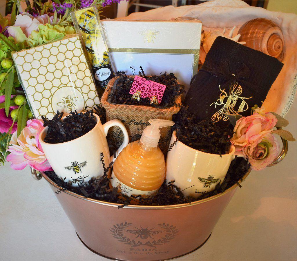 Bumblebee Gift Basket Paris