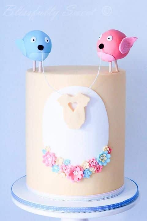 Gender Reveal Cake Ideas 5