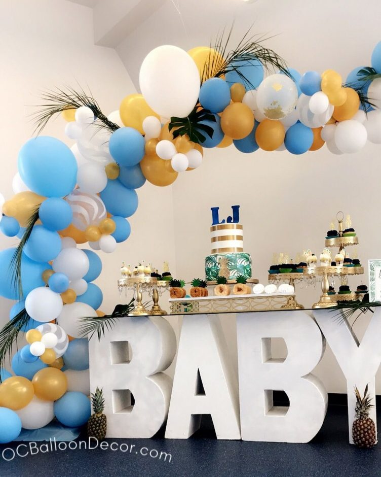 baby shower balloons 16
