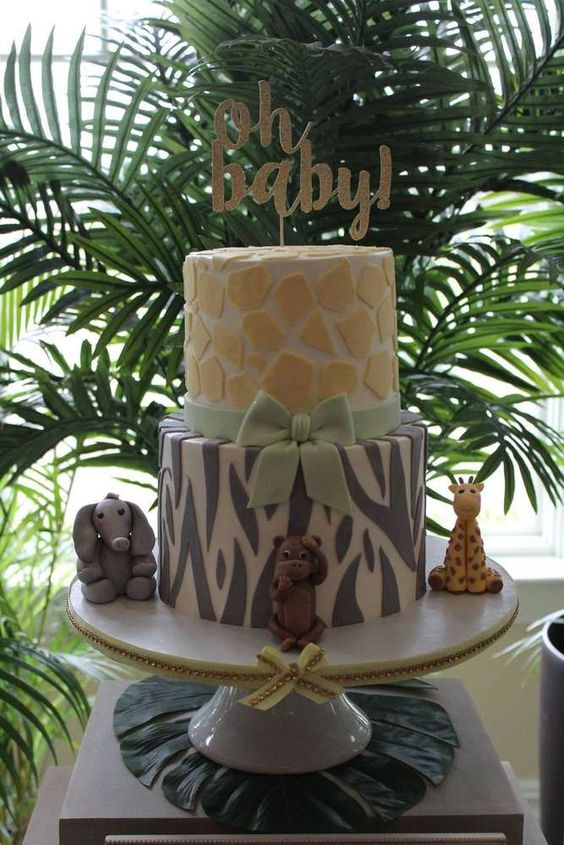 baby shower cake ideas for girl