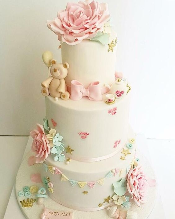 baby shower cakes 22