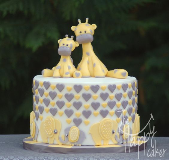 baby shower cakes 36