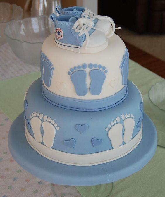 baby shower cakes 43