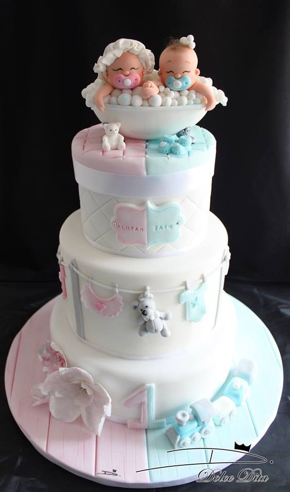 baby shower cakes 47