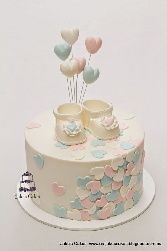baby shower cakes 48