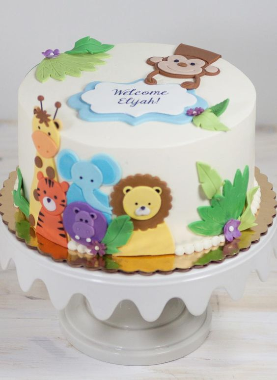 baby shower cakes 49
