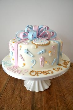 baby shower cakes pinterest