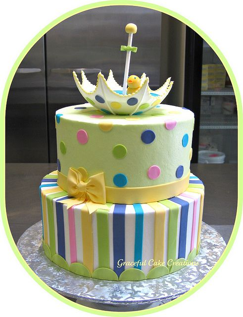 baby shower cakes recipes