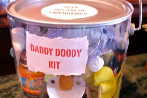 daddy doody kit