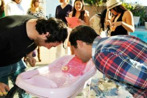 baby shower games for men