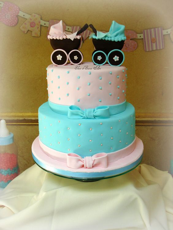 princess baby shower cakes