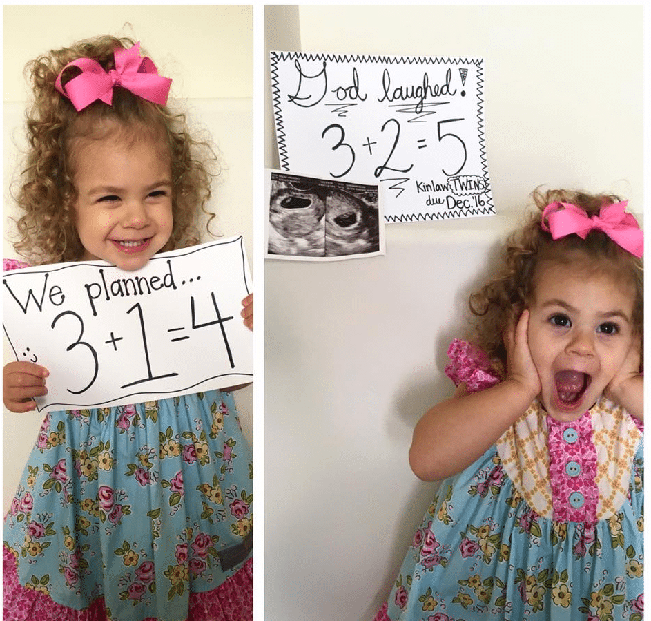 Awesome Pregnancy Announcement Ideas - Tulamama