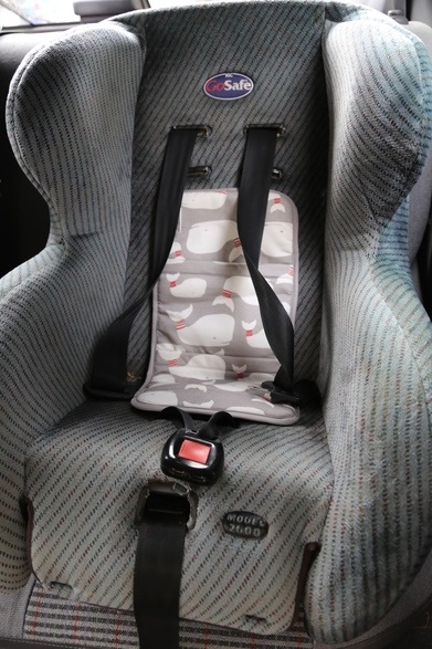 car seat warming and cooling pad